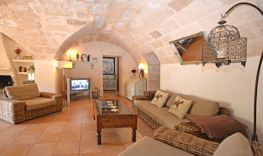 Wohnraum Finca Mallorca PM 5235