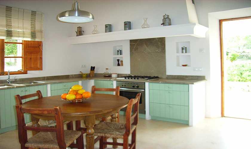 Küche Finca Mallorca 4 Personen PM 523