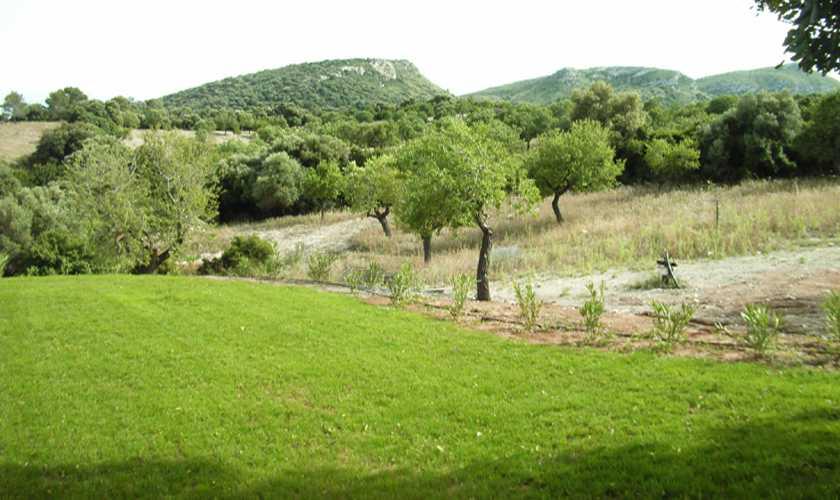 Blick von der Finca Mallorca 4 Personen PM 523