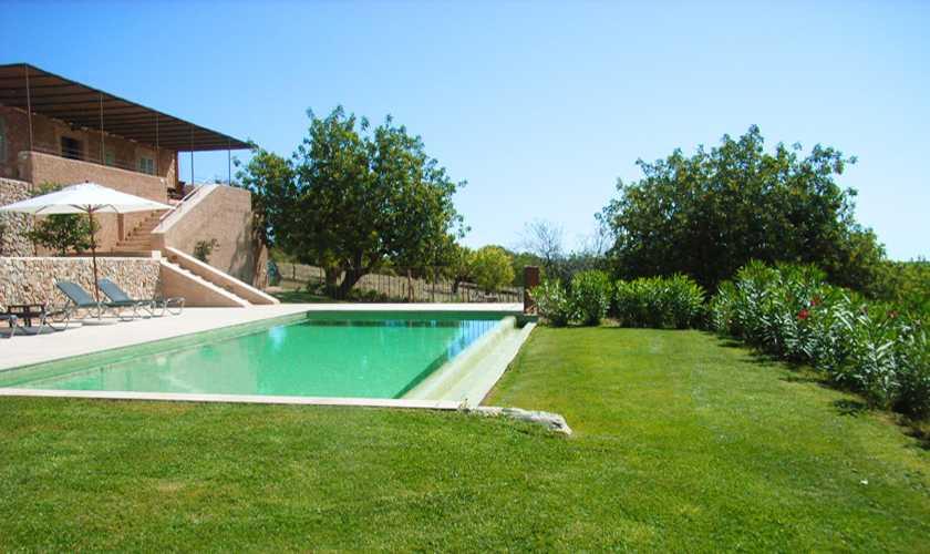 Pool und Finca Mallorca 4 Personen PM 523