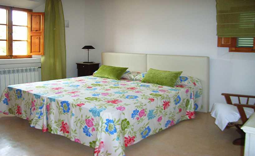 Schlafzimmer Finca Mallorca 4 Personen PM 523