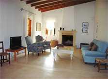 Wohnraum Finca Mallorca 4 Personen PM 523