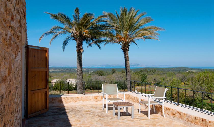 Blick von der Finca Mallorca PM 5265