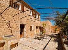 Terrasse Finca Mallorca PM 5265