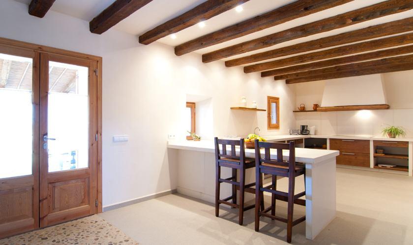 Küche Finca Mallorca PM 5265