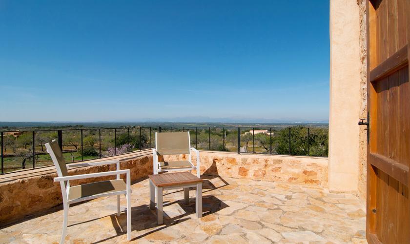 Obere Terrasse Finca Mallorca PM 5265