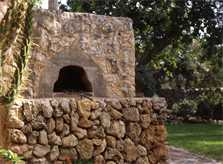 Barbecue Finca Mallorca Nordosten PM 534