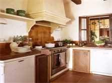 Küche Finca Mallorca Nordosten PM 534