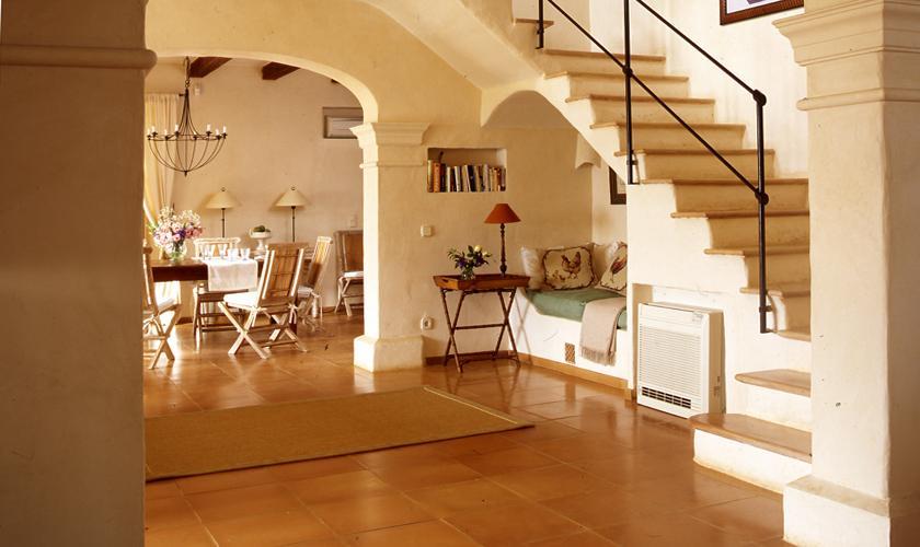 Eingangshalle Finca Mallorca 10 Personen PM 534