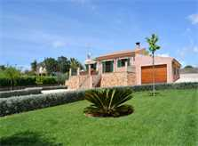 Blick auf die Ferienfinca Mallorca Nordosten PM 5351