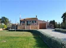Blick auf das Ferienhaus Mallorca 6 Personen PM 5351