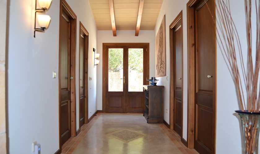 Diele Ferienhaus Mallorca Nordosten PM 5351
