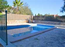Poolblick Finca Mallorca Nordosten PM 5351