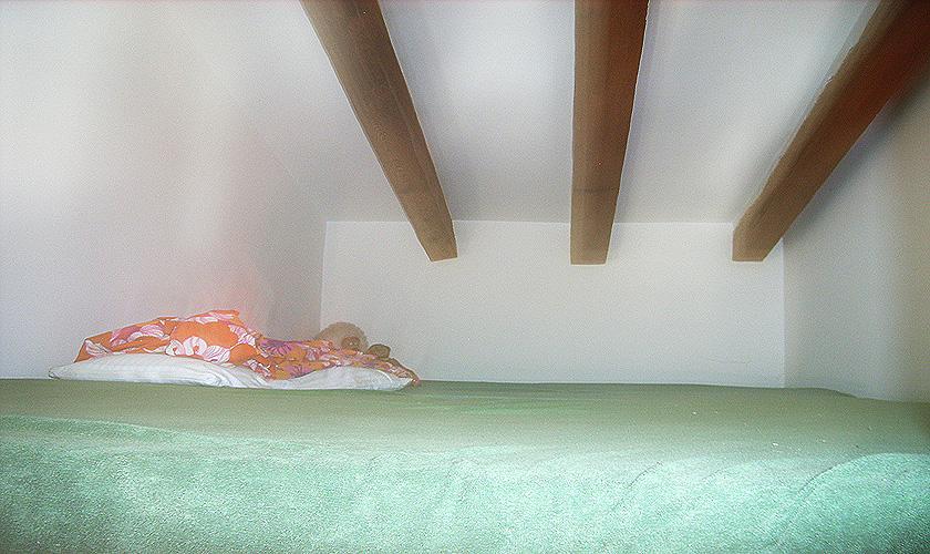 Hochbett Ferienfinca Mallorca Nordosten PM 5372