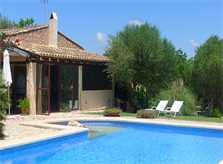 Pool und Finca Mallorca Nordosten PM 5372