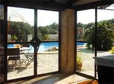 Terrasse Ferienfinca Mallorca Nordosten PM 5372