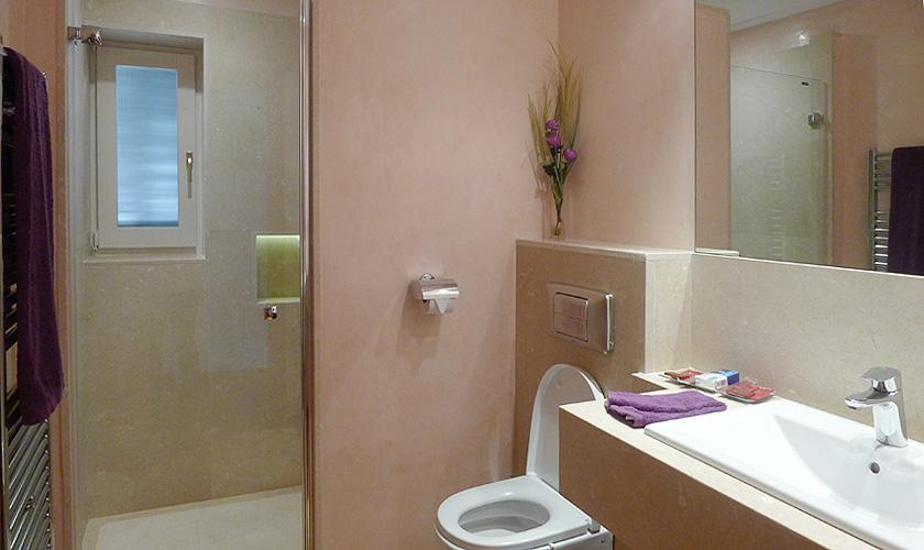 Badezimmer Finca Mallorca Arta PM 5395 für 8 Personen