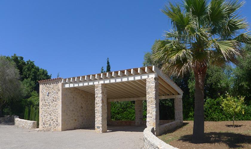 Carport Finca Mallorca Arta PM 5395