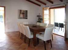 Essplatz Finca Mallorca Arta PM 5395 für 8 Personen