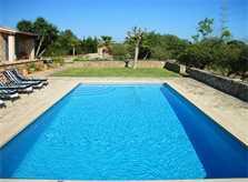 Pool der Ferienfinca Mallorca für 8 Personen PM 5395