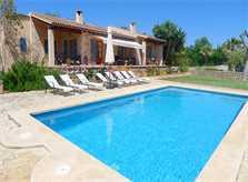 Pool und Finca Mallorca Arta PM 5395 für 8 Personen