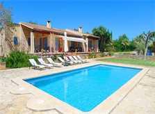 Pool und Finca Mallorca Arta PM 5395
