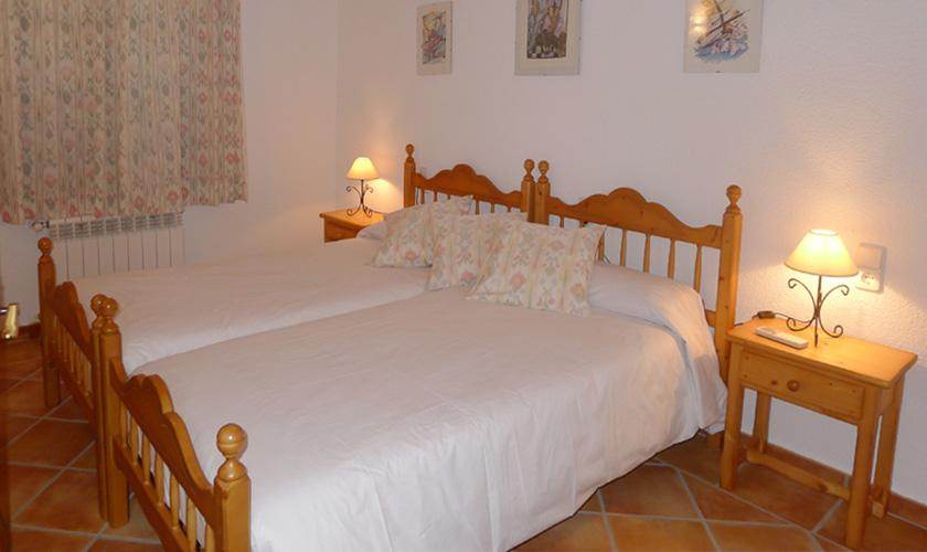 Schlafzimmer Finca Mallorca Arta PM 5395 für 8 Personen