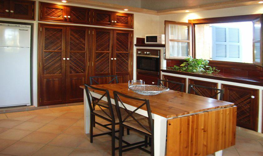Küche Finca Mallorca für 8 Personen PM 5396