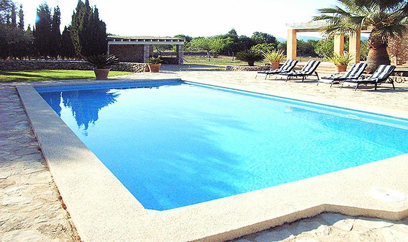 Pool Ferienfinca Mallorca für 8 Personen PM 5396