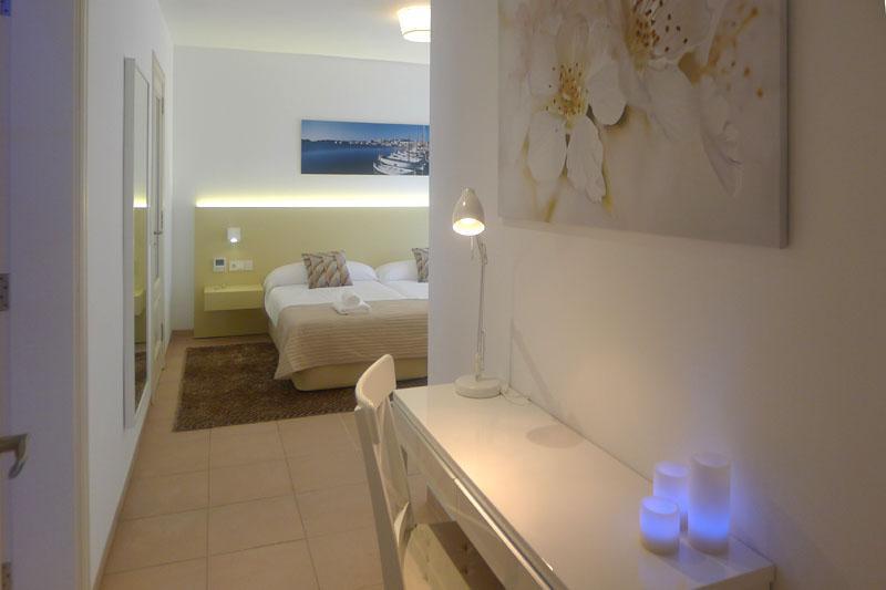 Schlafzimmer Luxusvilla Mallorca Ostküste PM 5398