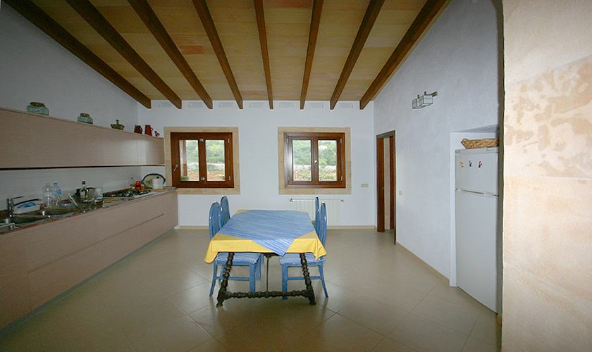 Küche Finca Mallorca Nordosten PM 5412