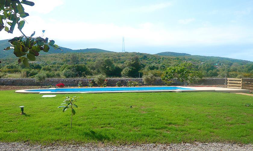 Pool Finca Mallorca Nordosten PM 5412