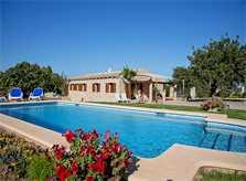 Pool und Ferienfinca Mallorca Nordosten PM 5412
