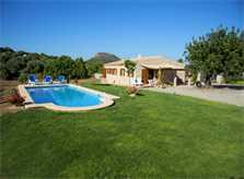 Pool und Finca Mallorca Nordosten PM 5412