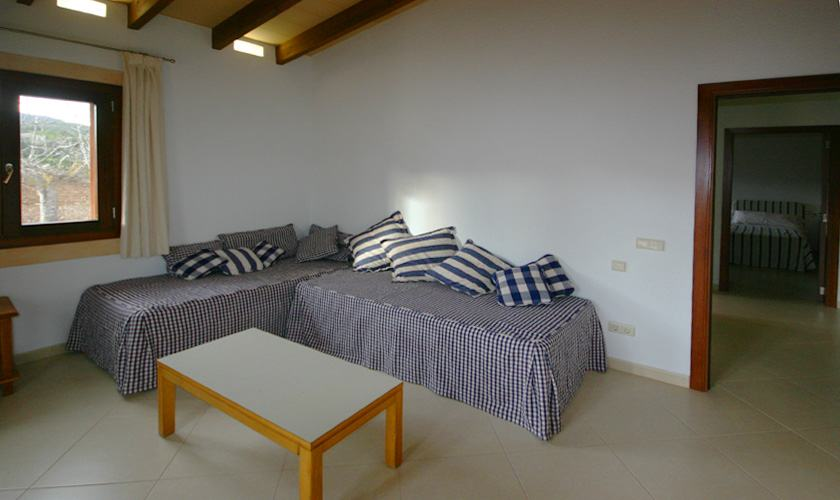 Schlafzimmer Finca Mallorca Nordosten PM 5412