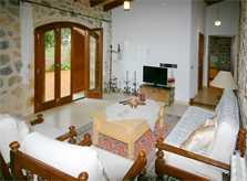 Wohnraum Finca Mallorca Nordosten PM 5412