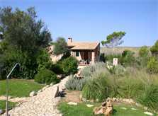 Garten und Finca Mallorca Nordosten 2-4 Personen PM 541