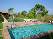 Pool und Finca Mallorca Nordosten 2-4 Personen PM 541