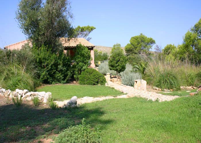 Garten Finca Mallorca Nordosten 2-4 Personen PM 541