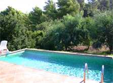 Privater Pool Finca Mallorca Nordosten 2-4 Personen PM 541