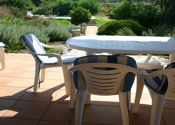 Terrasse Finca Mallorca Nordosten 2-4 Personen PM 541
