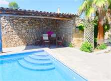 Pool und Terrasse Finca Mallorca PM 5428