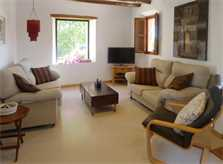 Wohnraum Ferienfinca Mallorca PM 5428
