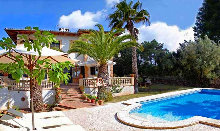 Pool und Finca Mallorca 10 Personen PM 542