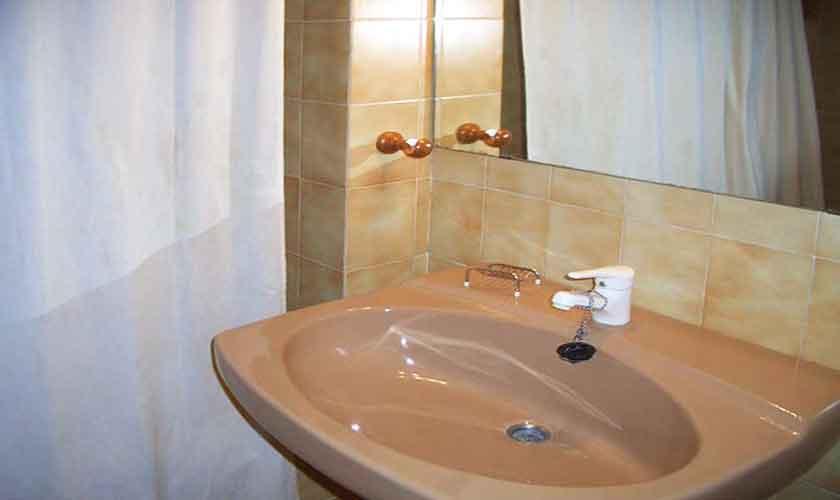 Bad Ferienwohnung Cala Ratjada Mallorca PM 546