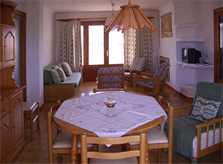 Essplatz Ferienwohnung Cala Ratjada Mallorca PM 546