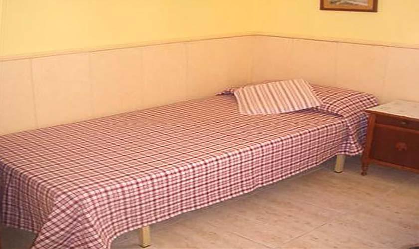 Einzelzimmer Ferienhaus Mallorca Cala Ratjada für 5 Personen PM 547