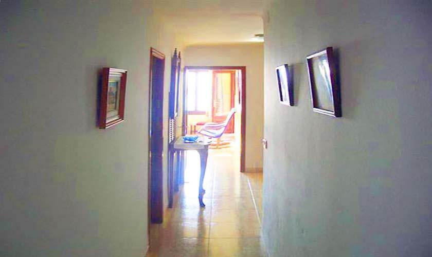 Flur 2 Ferienhaus Mallorca Cala Ratjada für 5 Personen PM 547