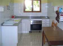 Küche Ferienhaus Mallorca Cala Ratjada für 5 Personen PM 547