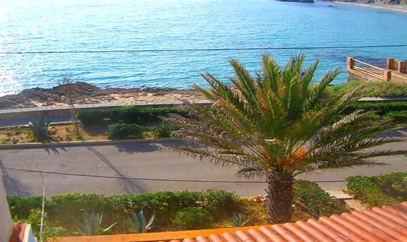 Die Lage Ferienhaus am Strand Son Moll für 5 Personen PM 547